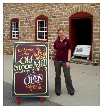 Welcome to the Old Stone Mill